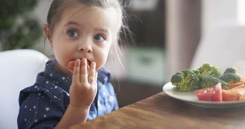 zdrowa szybka kolacja dla dzieci